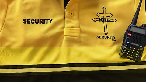 kre security guards service pa