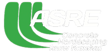 ASRE Concrete, Hardscaping and Snow Removal