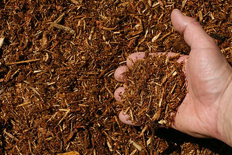 garden mulch delivery near Reading