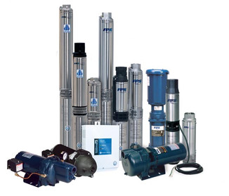 submersible pumps & pressure system installation NC