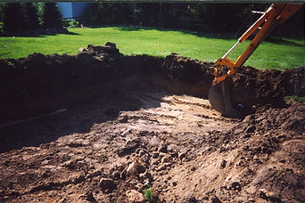 harrisburg landscape excavation services