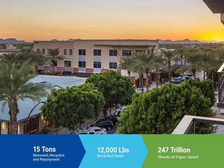 Scottsdale Setting the Standard for Sustainability