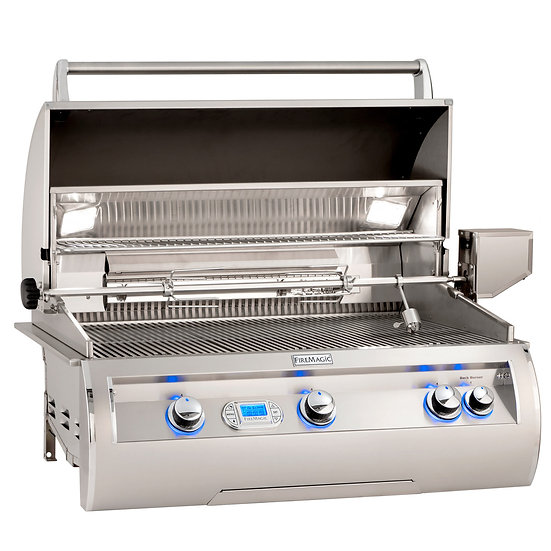Echelon E790i Built-In Grill With Digital Thermometer