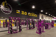Planet Fitness constructed by RJN Construction in San Diego
