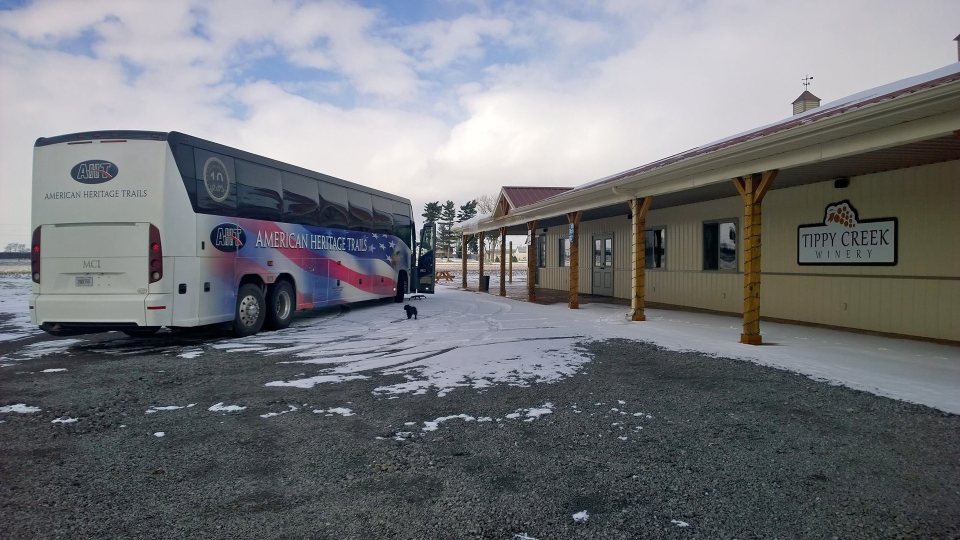 bus tours and rentals