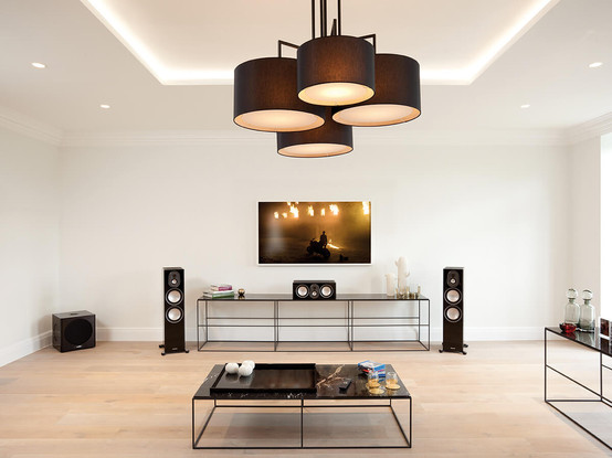 whole home audio install
