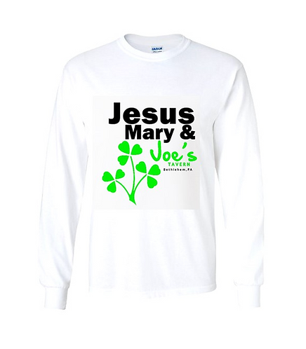 Jesus Mary & Joe's