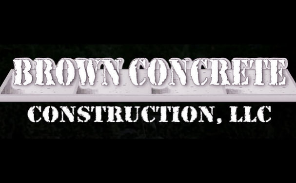 Brown cement construction - residential concrete contractor
