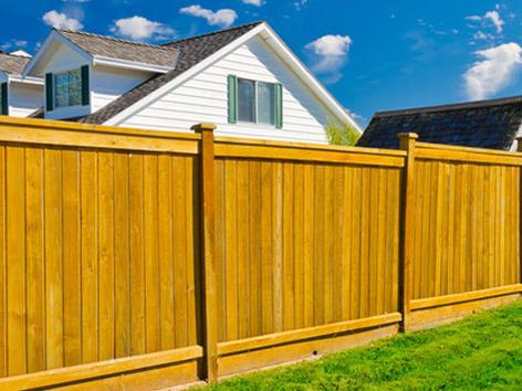 retail fencing materials
