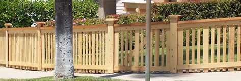 quality fencing materials