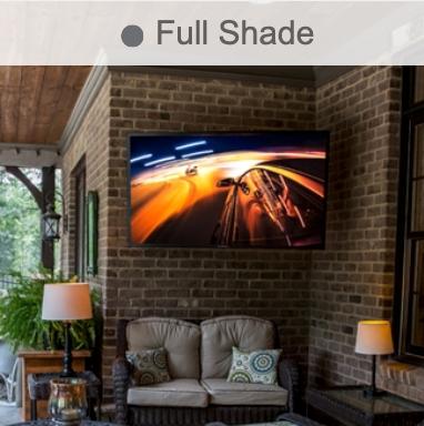 outdoor smart tv installation