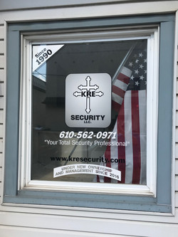 kre security pa