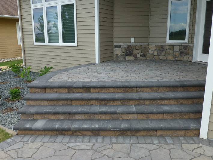 Hardscaping and outdoor construction Fargo ND