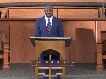 U.S. Senator-Elect Raphael Warnock's Address to the Choose Healthy Life Black Clergy Conclave