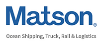Matson shipping truck rail and logistics