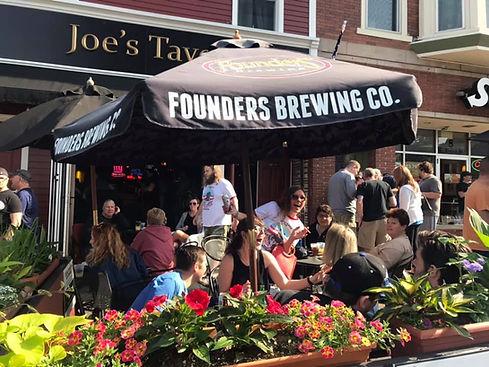Joe's - bar in Bethlehem PA on Broad Street