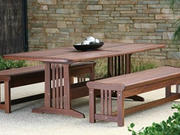 Lincoln Backless Bench
