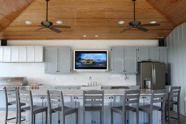 tv setup and smart home installation