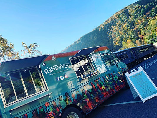 Randevoo Food Truck Menu - Lehigh Valley Food Truck