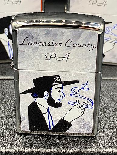 Lancaster County PA zippo lighter