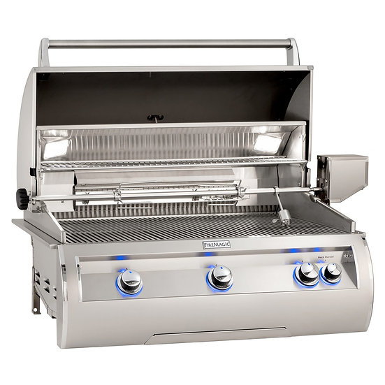 Echelon E790i Built-In Grill Analog Thermometer