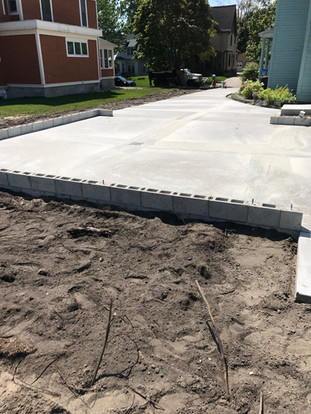 Concrete project WIP