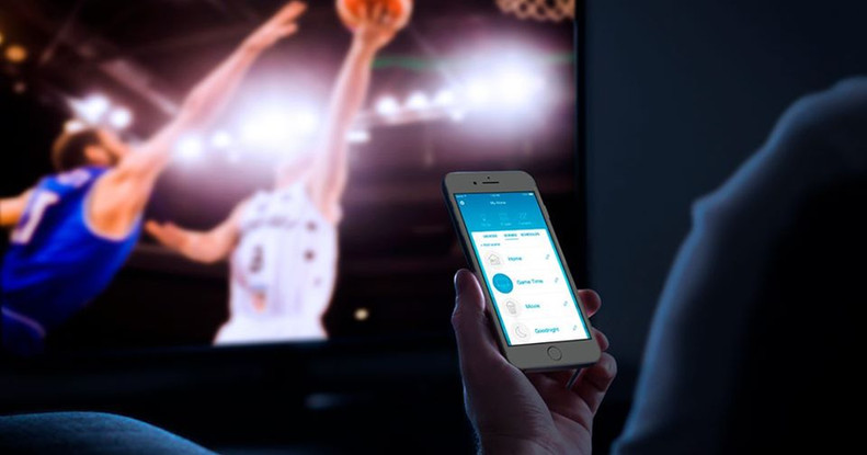 control your smart home from your phone
