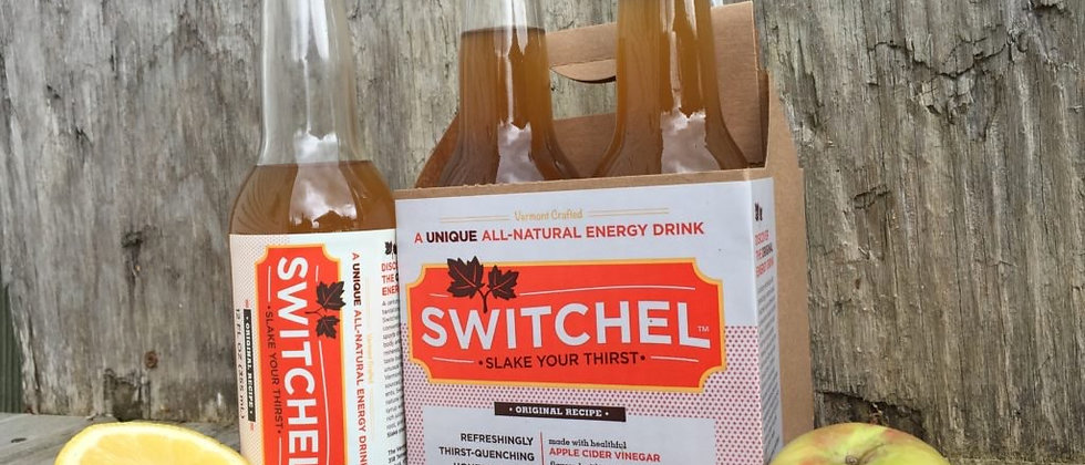 Switchel 4 Pack