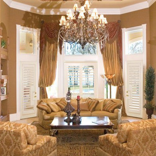 quality dining room window coverings