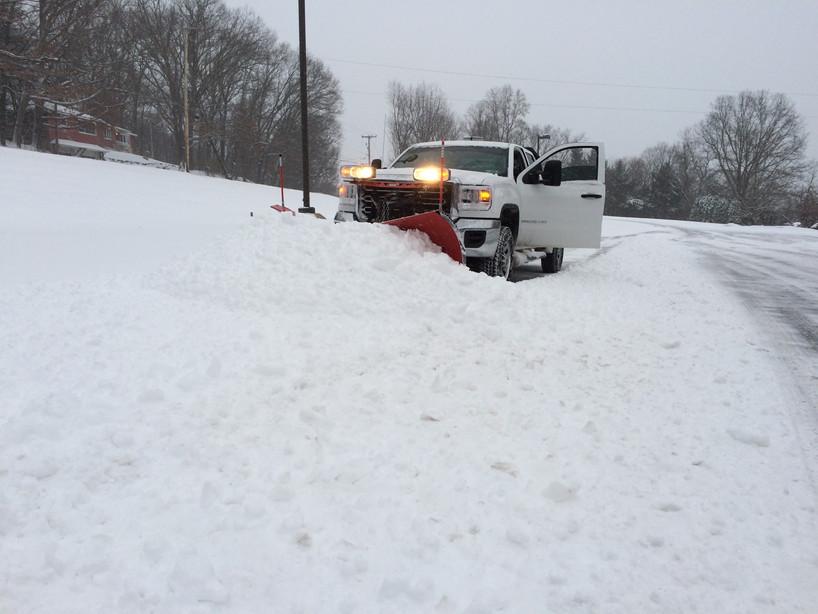 Mathiesen Snow Removal
