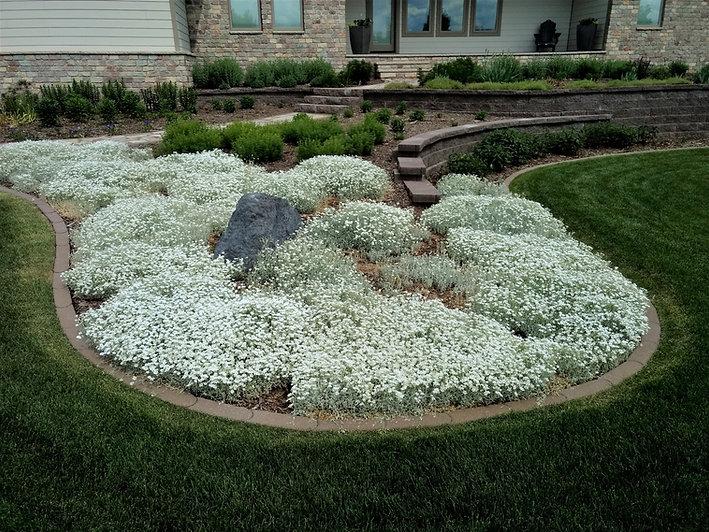 Landscaping design services in Fargo
