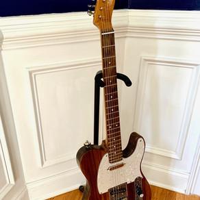 Custom Built Electric Guitar!