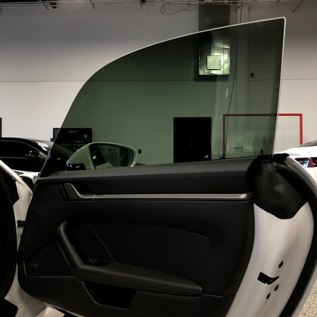 Two Front Windows