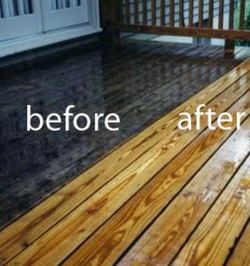 deck cleaning service greenville sc