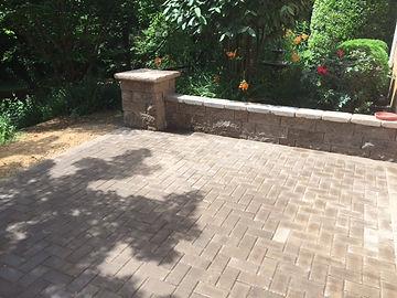 paver patio builder - roanoke landscape contractors