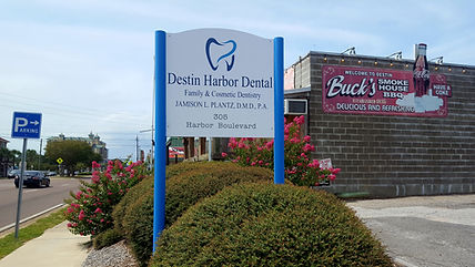 destin harbor dental office