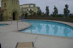 residential cement pouring fallbrook