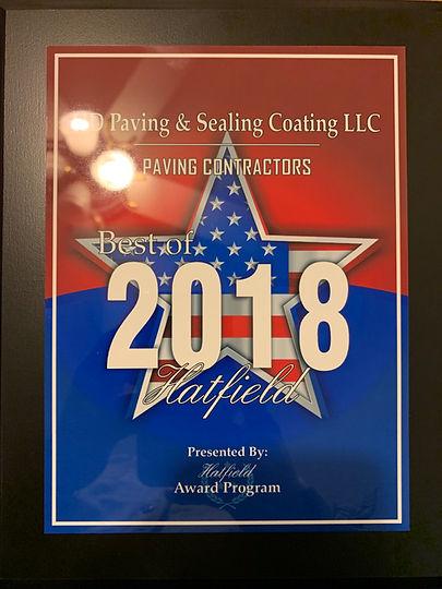 Best of 2018 Hatfield Award-2