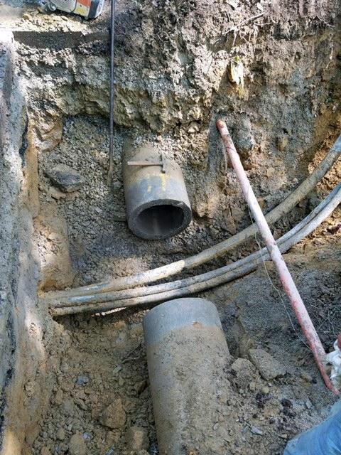 pittsburgh excavator