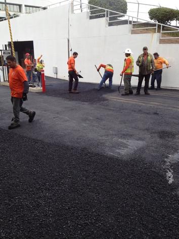 san diego contractors - asphalt and cement