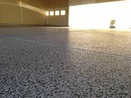 garage epoxy finishing