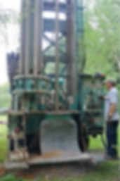 well drilling services NC