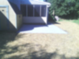 patio installation project harrisburg