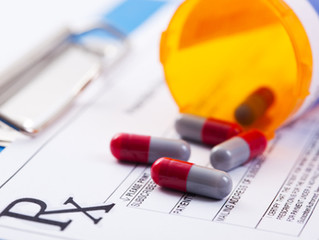 Are You Prescribed Xanax, Percocet, or Another Controlled Substance? Keep Your Prescription Nearby,