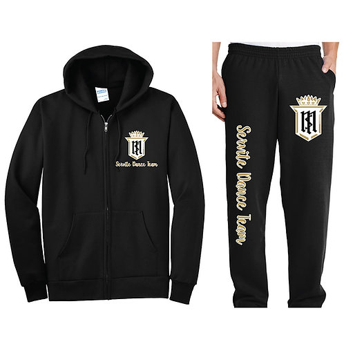 Servite Hooded Sweat Shirt Matching Pant Set
