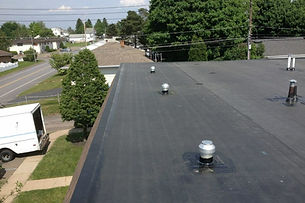Hazelton commercial roof repair
