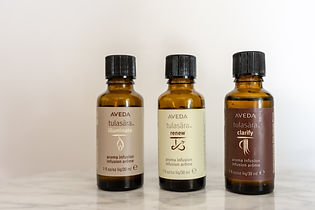 aroma infusion oils for facials