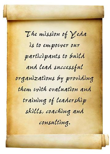yeda leadership training