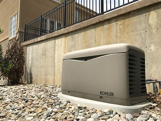 generator installation and maintenance easton