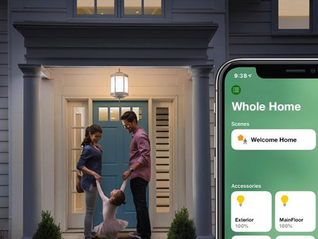 How smart home security can keep your family safe